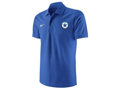 atromitos Polo shirt Royal Blue